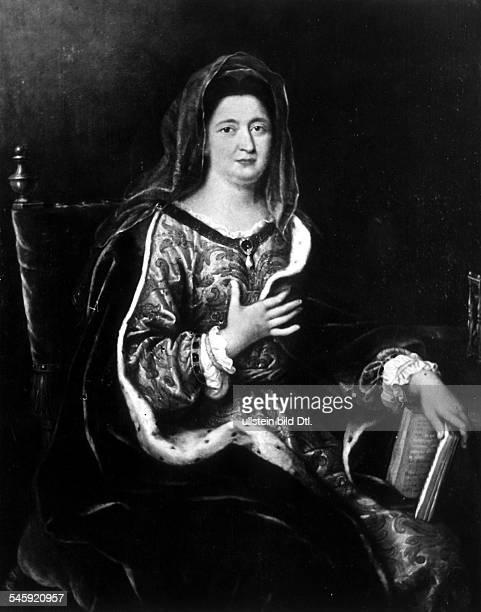 1638 1715König von Frankreich 16431715SonnenkönigMarquise de Maintenon16351719Geliebte Ludwig des XIVPortraitGemälde