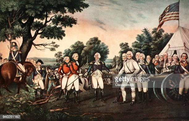 1770s SURRENDER OF...
