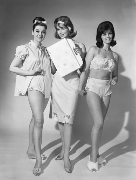 60s Undergarments