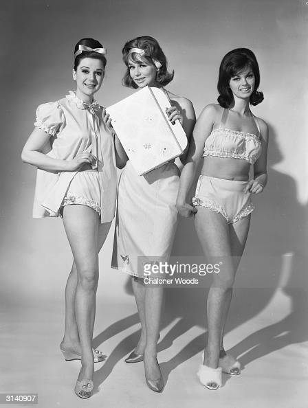 60s Undergarments Pictures Getty Images