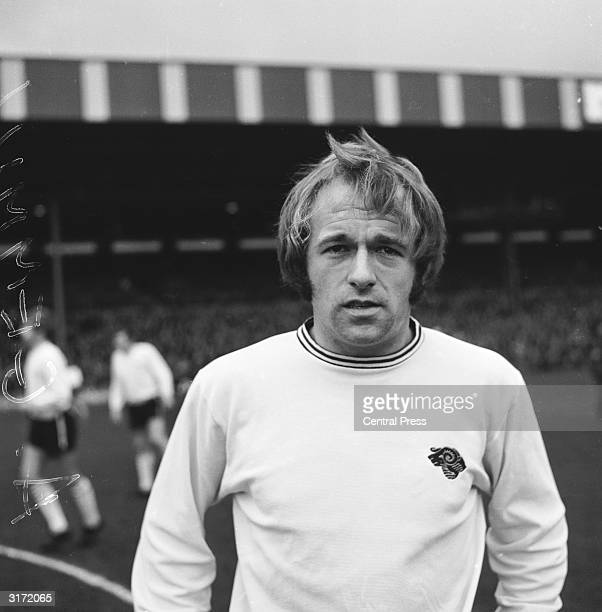 Derby County Football Club and Scotland's outside-left Archie Gemmill.