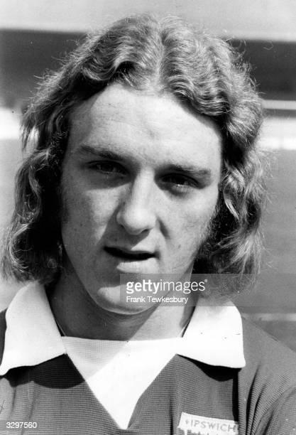 Ipswich Town Football Club player Kevin Beattie