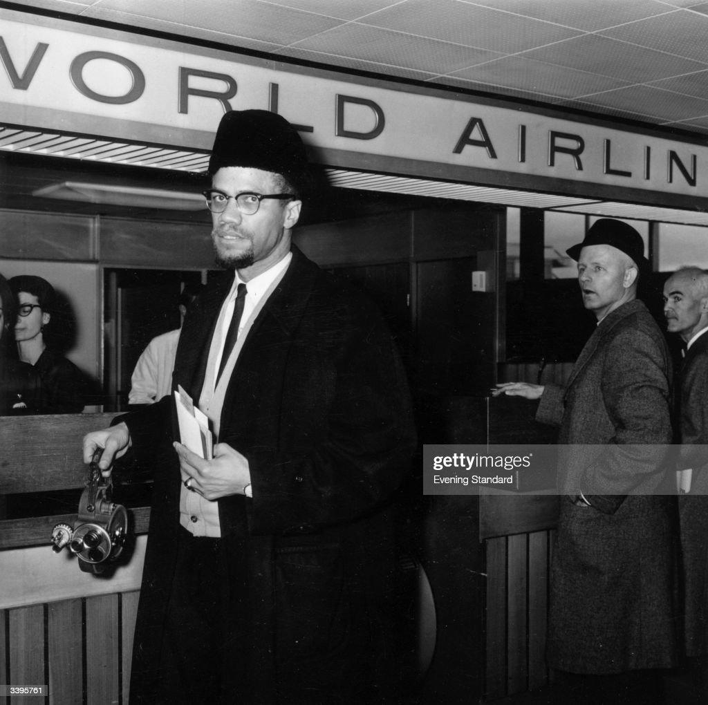 Malcolm X : News Photo