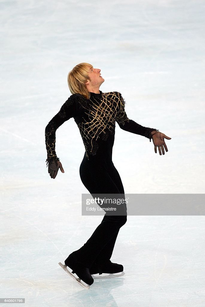 Ice Skating - 17th Lalique Trophy 2003 : ニュース写真