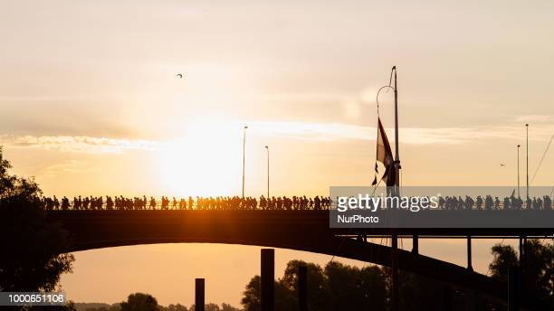 17th July, Nijmegen. Since it is the worlds biggest multi-day walking event, the Four Days Marches is seen as the prime example of sportsmanship and...