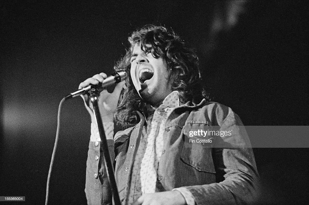 Deep Purple Live In Paris : News Photo