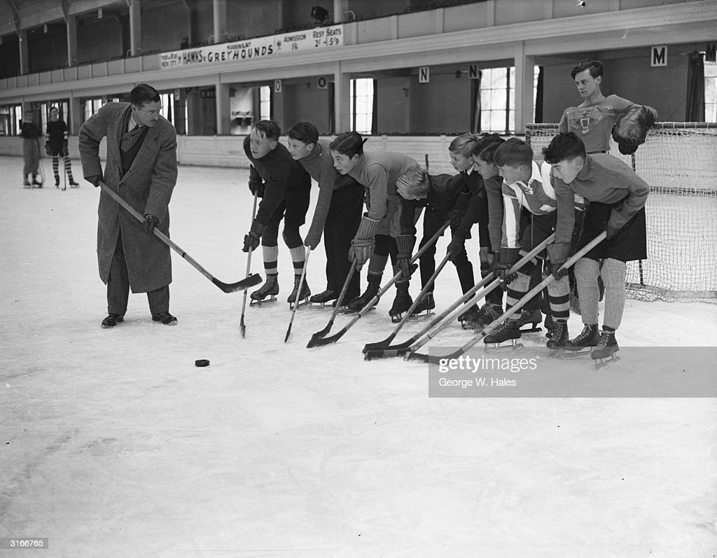 Ice Hockey Nursery : News Photo