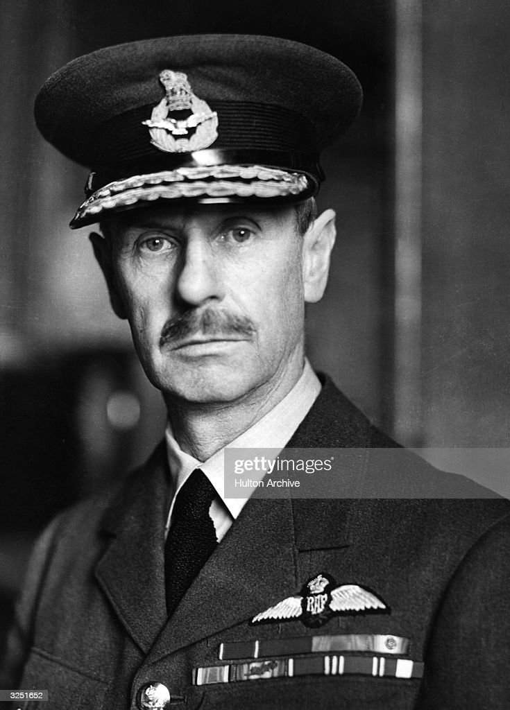Hugh Dowding : News Photo