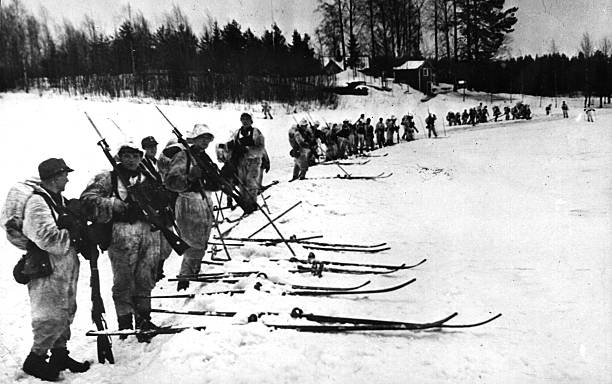Finnish Troops Wall Art