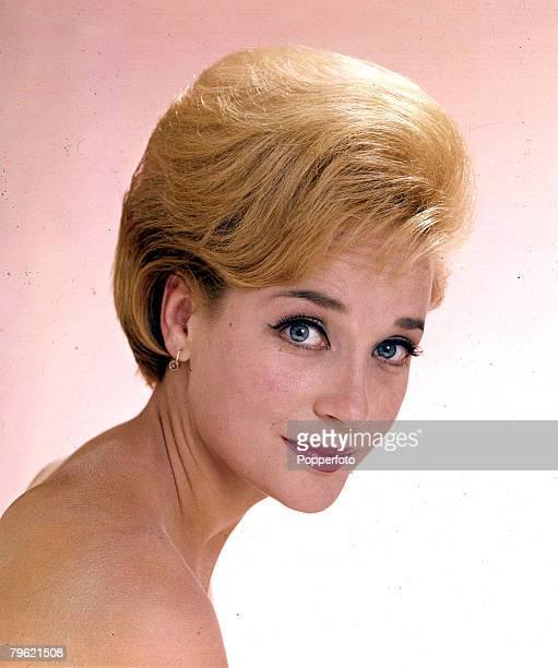 17th October 1964, English actress Sylvia Syms.