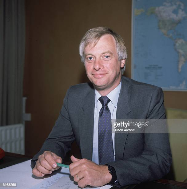 British Conservative politician Christopher Francis Patten the GovernorGeneral of Hong Kong from 1992 to 1997