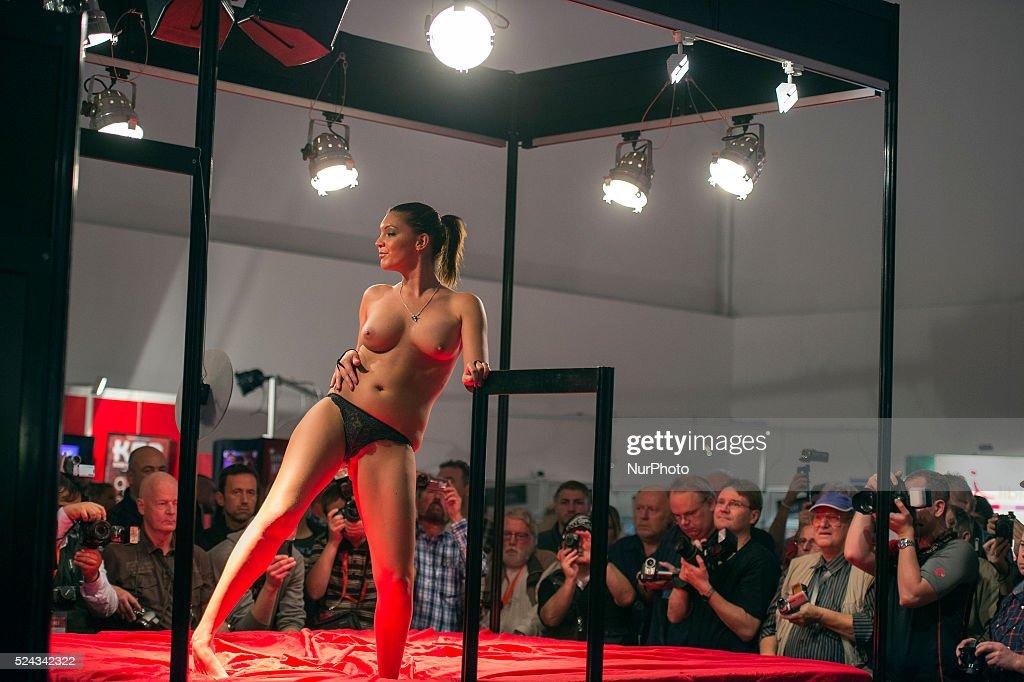 Sex expo berlin congratulate