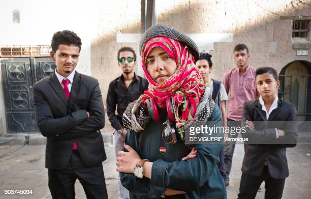 A 17yearold girl Ahmatullah Hassan is prime minister of a socalled children's government in Yemen Its 33 ministers are working hand in hand with the...