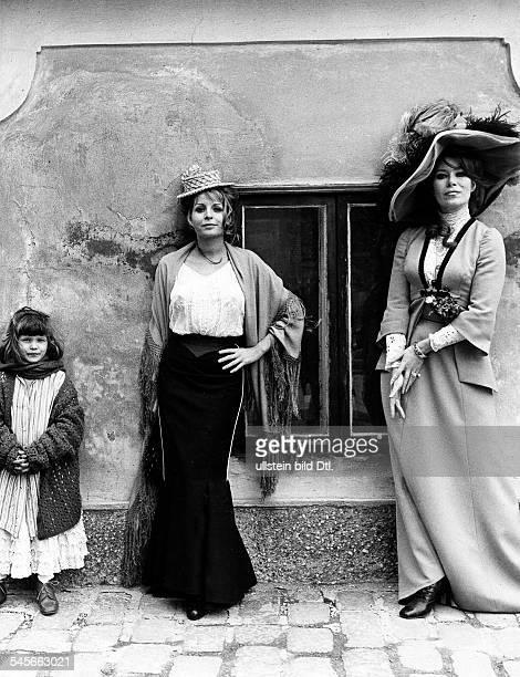 *Schauspielerin Dmit Christine Schuberth im Film'Josefine Mutzenbacher' 1970