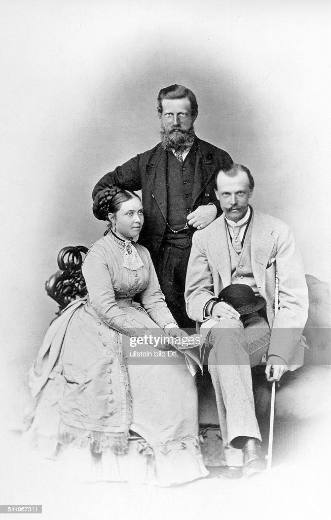 deutscher kaiser und könig von preussen1888 mit