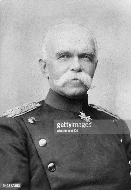Politiker, DReichskanzler 1890-1894Porträt- undatiert