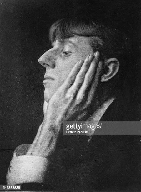 18721898Bildender Künstler Maler Graphiker GrossbritannienPorträt im Profil undatiert