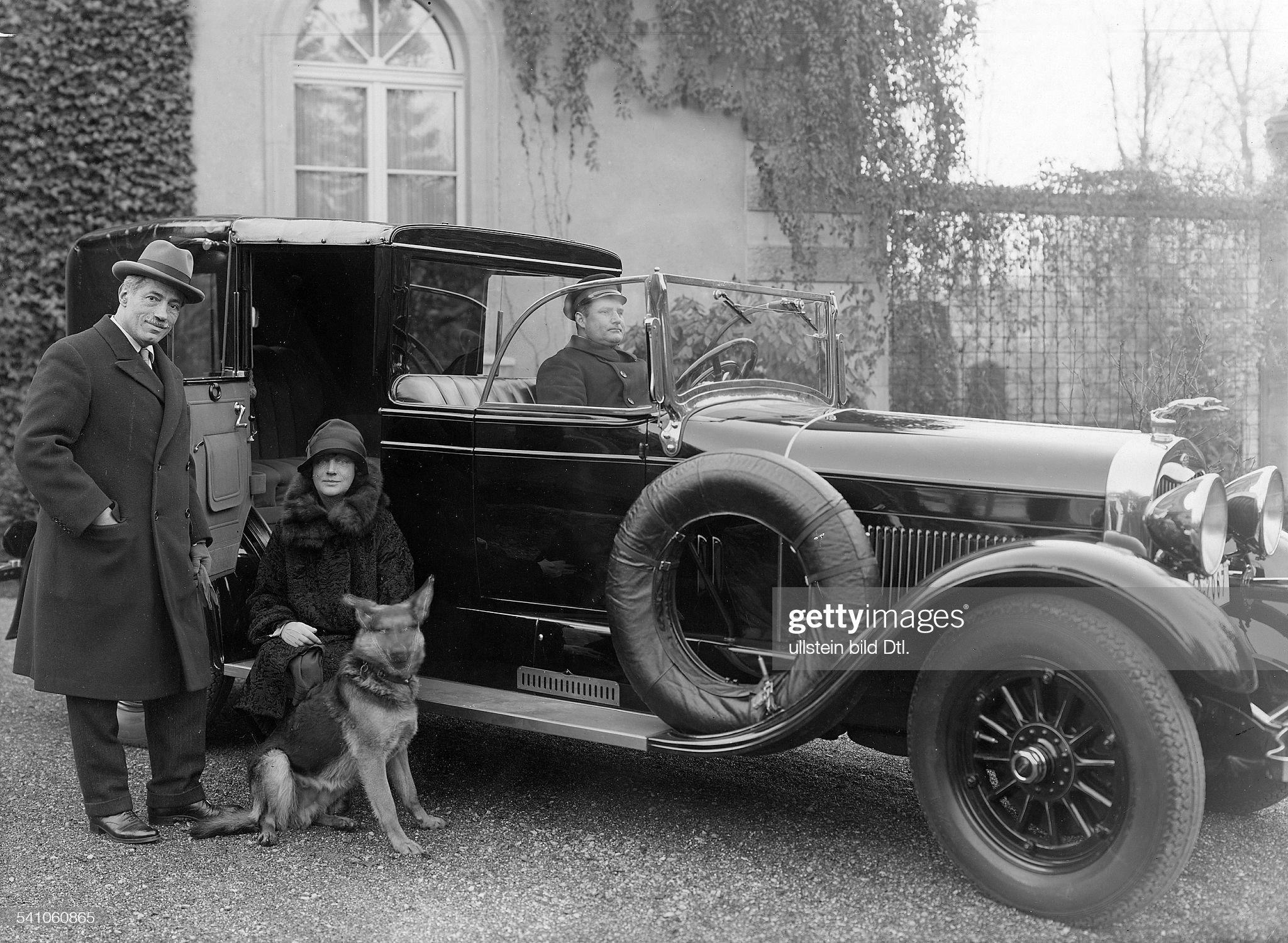 Fritz Kreisler : News Photo