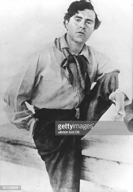 *18841920Bildender Künstler Maler ItalienPorträt undatiert