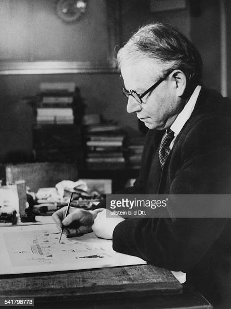 18871957Bildender Künstler Zeichner Maler Grafiker Schriftsteller Tschechoslowakeiwurde bekannt durch die zeichnerische Umsetzung des 'Braven...