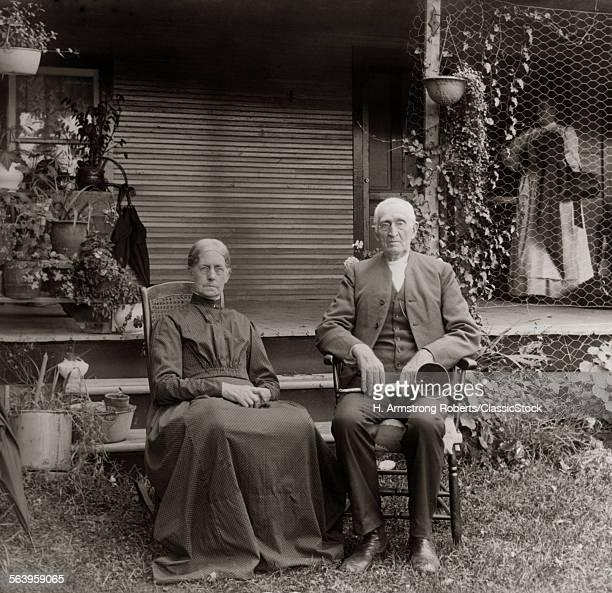1890s 1900s PORTRAIT...