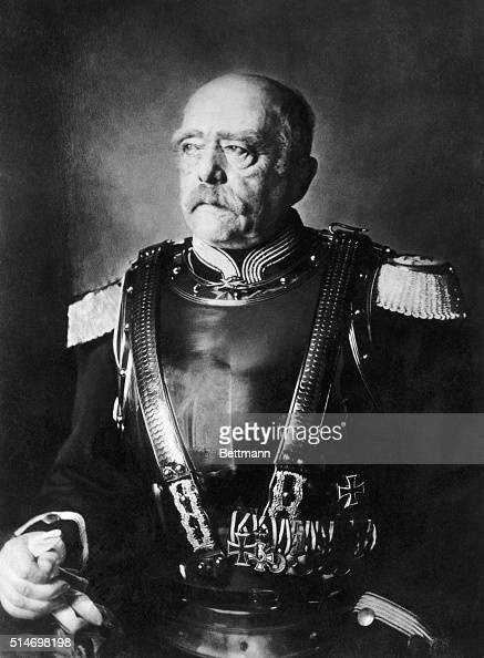 Portrait Otto Von Bismark 1894