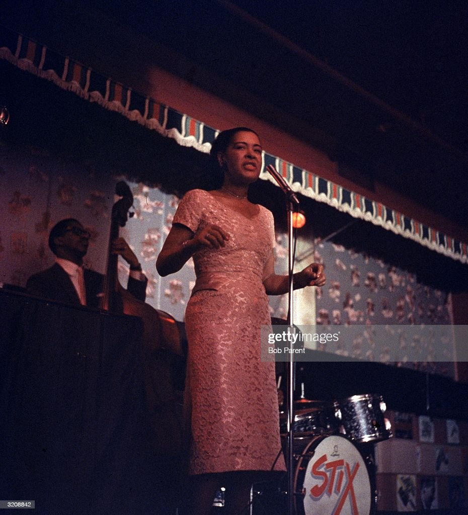Billie Holiday Sings : News Photo