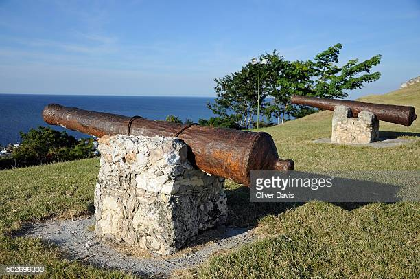 CONTENT] 18th century San Jose del Alto fortress built to defend the strategic port of San Francisco de Campeche against attacks by pirates and...