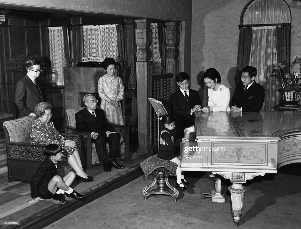Imperial Pianist : News Photo