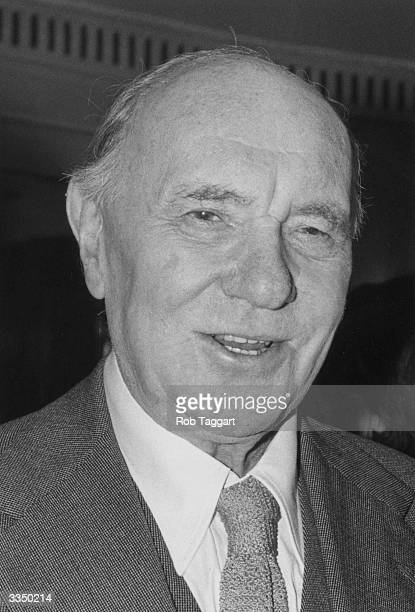 English actor Ralph Richardson