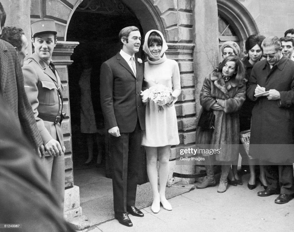 Audrey's Wedding : News Photo