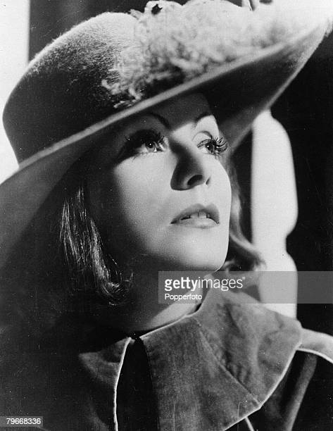 18th January Screen legend Greta Garbo as she appears in her role of Christina Queen Of Sweden in the film Queen Christina