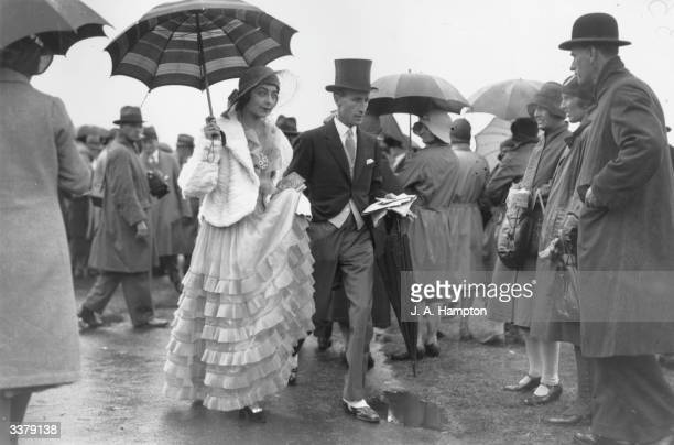 Spectators at Royal Ascot on the third day of racing
