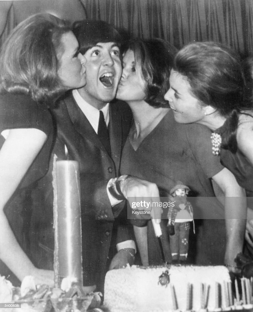 Paul McCartney: Heyday of The Cute One