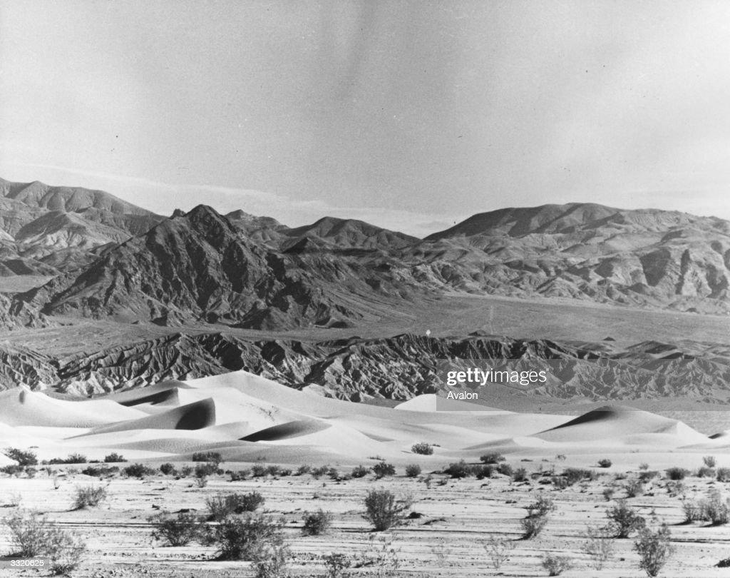 Death Valley : News Photo