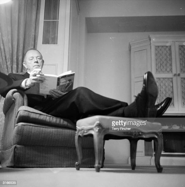American writer Erskine Caldwell , his books, including 'Tobacco Road' and 'God's Little Acre' focused attention on the rural poor of America's deep...