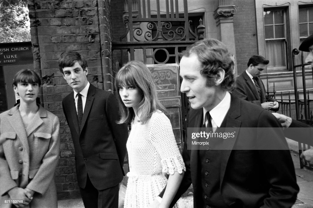18 Year Old Jane Birkin Curly Starring In The Lead Role Of