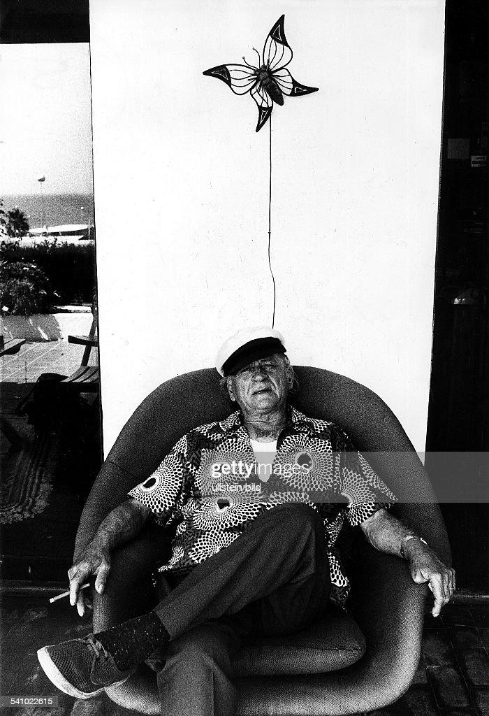 Henri Charriere : News Photo