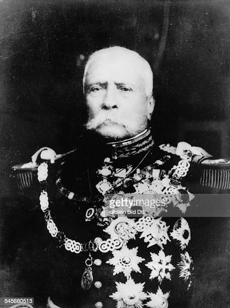 1830 1915General Staatspräsident MexikoPorträtum 1910