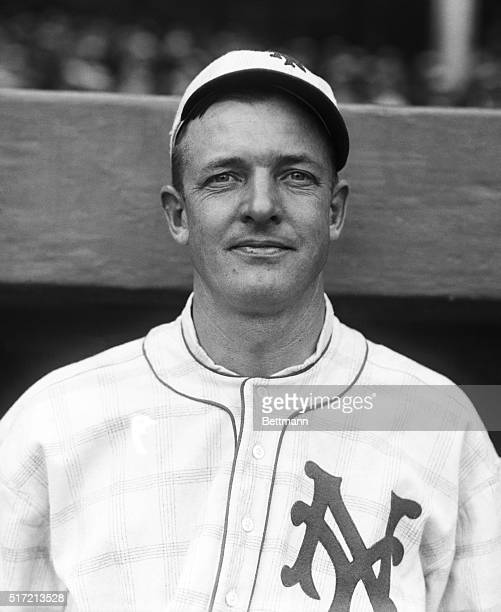 1916Closeup of Christy Mathewson pitcher for the NY Giants