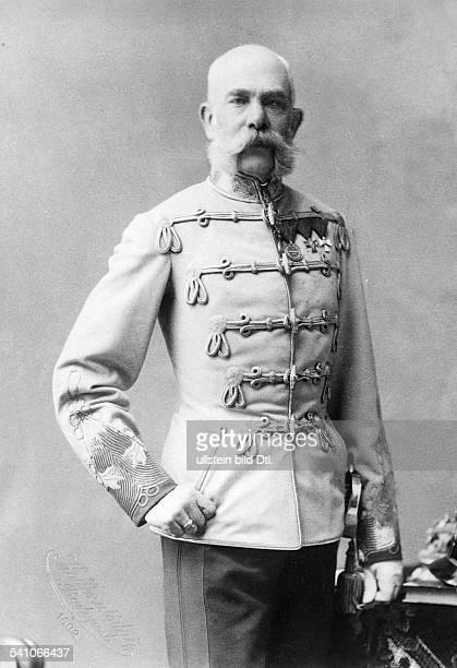 1916Kaiser von ÖsterreichKönig von UngarnAufnahme 1892