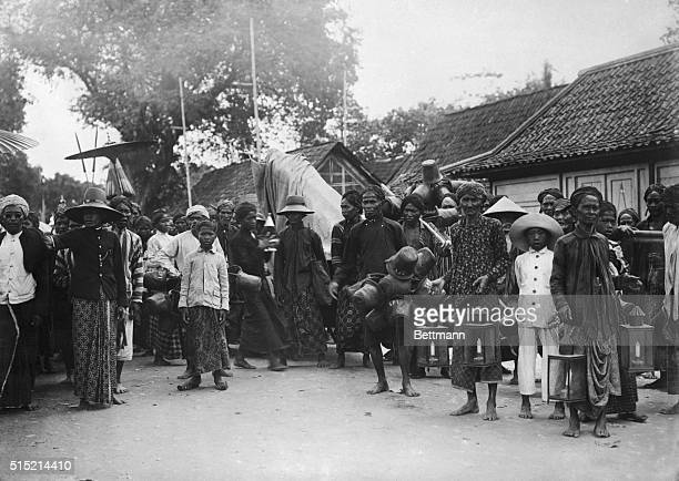 1917Java Sao Tome LOOKING FOR A FIRE In Java when the dreaded firealarm is sounded the volunteers grab their lanterns and scurry off to locate the...