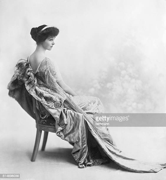 1919Former Consuelo Vanderbilt The Duchess of Marlborough