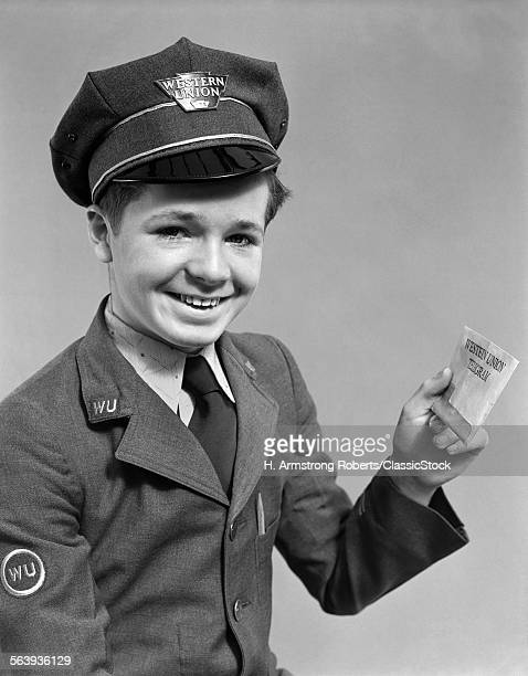 1920s 1930s 1940s SMILING...