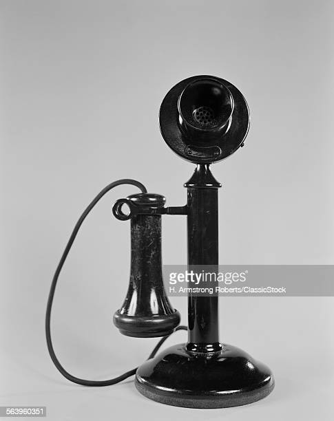 1920s CANDLESTICK TELEPHONE