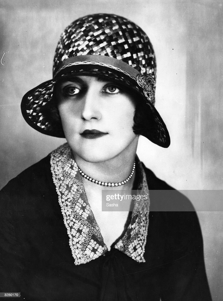 942a367ff61 A 1920s cloche hat. News Photo - Getty Images