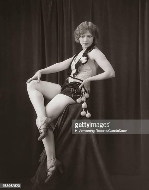 1920s FAMOUS SHIMMY DANCER...