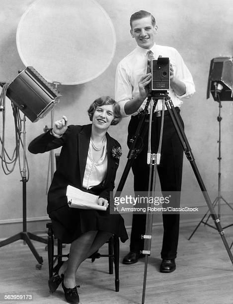 1920s PHOTOGRAPHER...