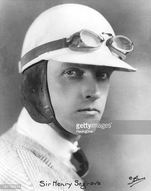 Sir Henry O'Neil de Hane Segrave gained fame by setting three land speed records and the water speed record. He was the first person to hold both the...