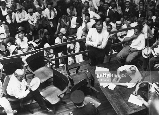1925Dayton TN The famous Scopes trial in 1925 pitted two of the best known lawyers in America against each other in a duel over the Bible that...